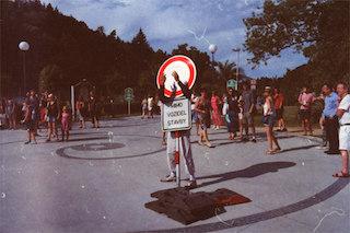 Luhačovice, Luhovaný Vincent / foto Gabriela Knýblová